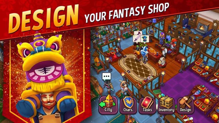 Shop Titans: Craft & Build screenshot-0