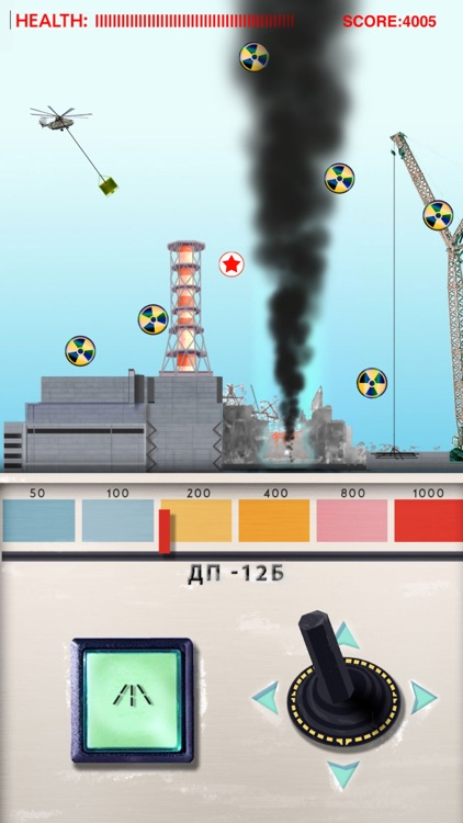 Chernobyl Rescue screenshot-0