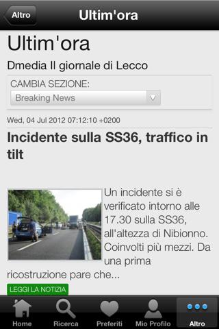 Il Giornale di Lecco Digitale - náhled