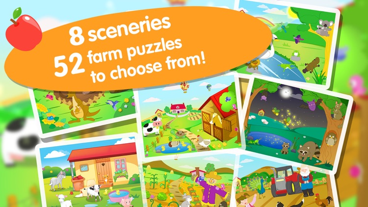 Farm Jigsaw Puzzles 123 Pocket screenshot-4