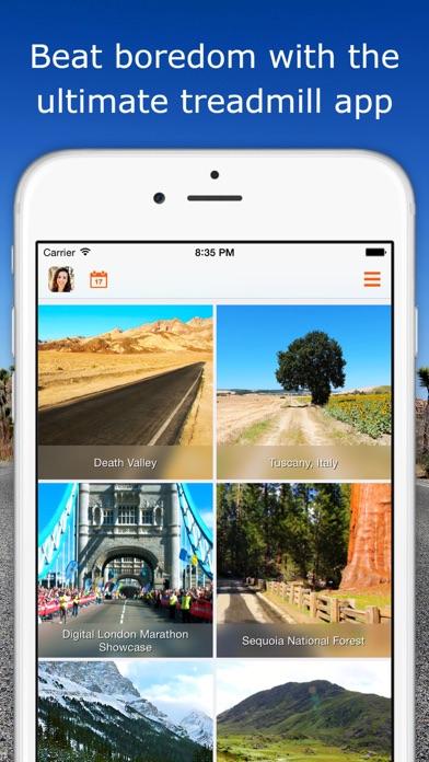RunSocial screenshot one