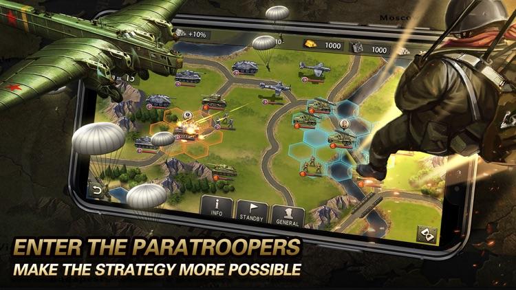 WW2: Warpath & Strategy Games screenshot-3