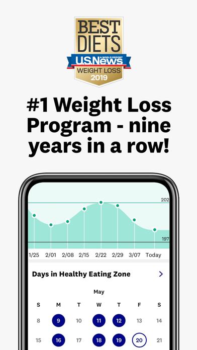 WW (Weight Watchers) Screenshot