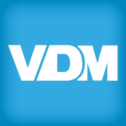 VDM Officiel iOS App