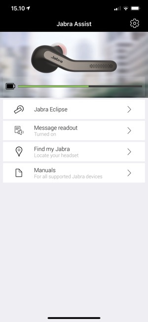 Jabra ASSIST on the App Store