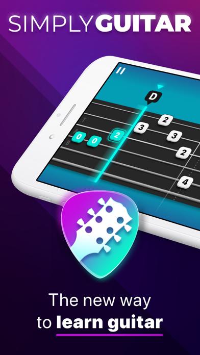 Simply Guitar by JoyTunes screenshot 1