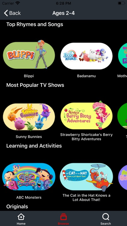 HappyKids.tv - Videos for Kids screenshot-4