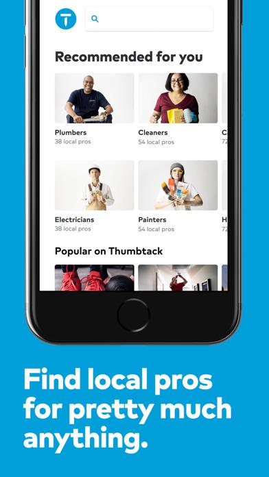Thumbtack - Consider It Done screenshot