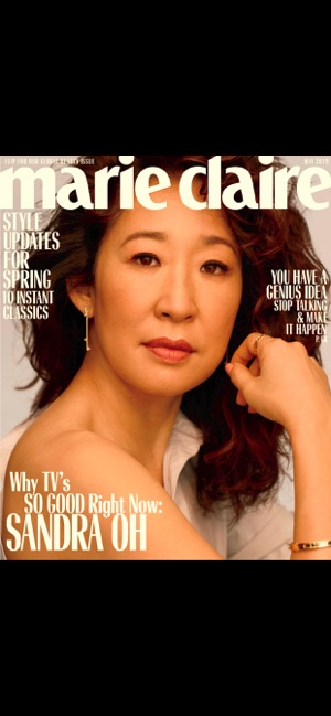 20b6d5c4737 Marie Claire Magazine US on the App Store