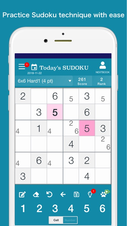 Sudoku — Next Number Puzzle screenshot-6
