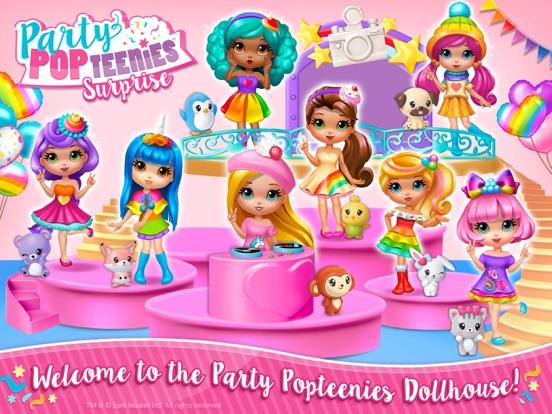 Party Popteenies Surprise screenshot 10
