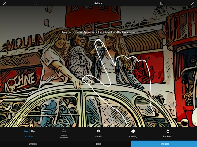 BeCasso: Photo to Painting App on the App Store