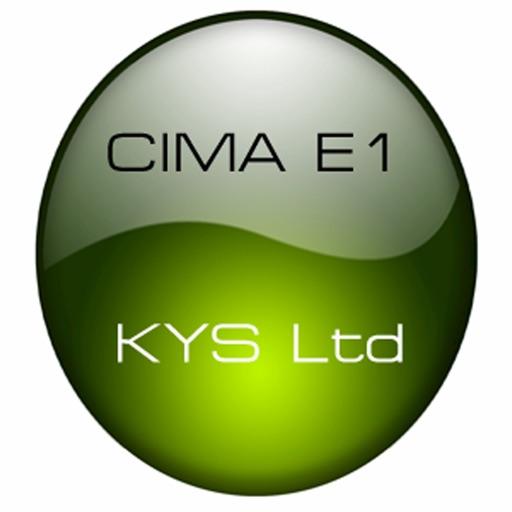 CIMA E1 Org Management