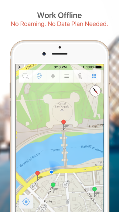 Venice Map & Walks (F) screenshot two