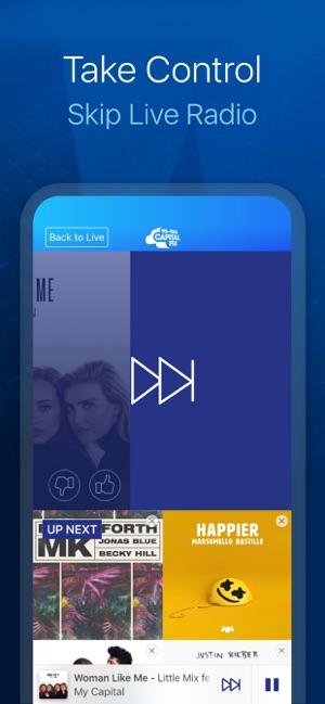 7f79778da070d Capital FM on the App Store