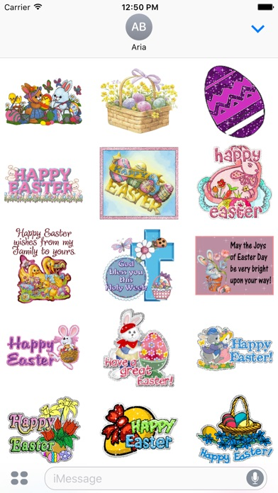 Animated Happy Easter Cards screenshot 1