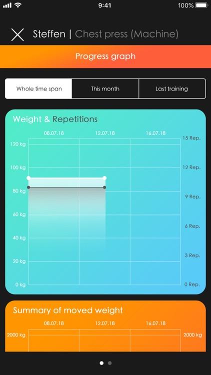 Gymnotize Workout Routines Gym screenshot-4