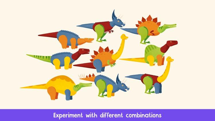 Dinosaur Mix screenshot-4