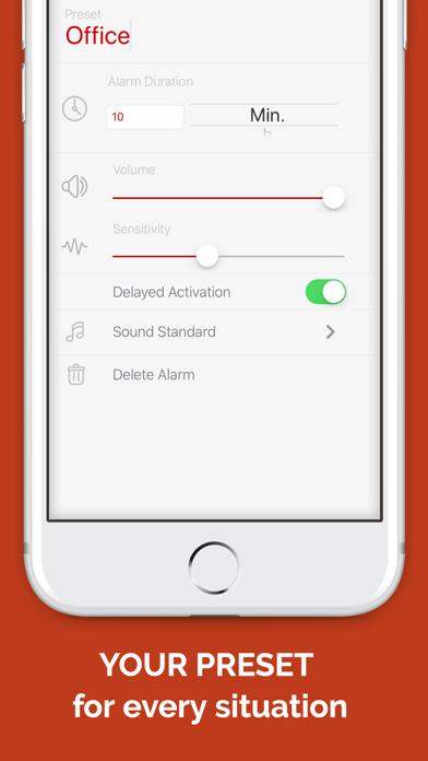 DevPro - Anti Theft Alarm Pro Screenshots