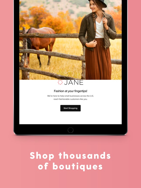 Jane - Shop Daily Boutique Deals screenshot