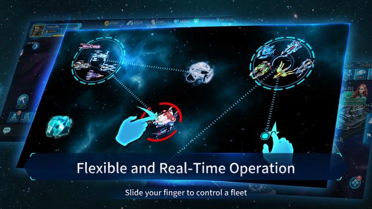 Clash of Stars: Strategy Space screenshot-0