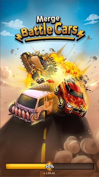 Merge Battle Car screenshot-4