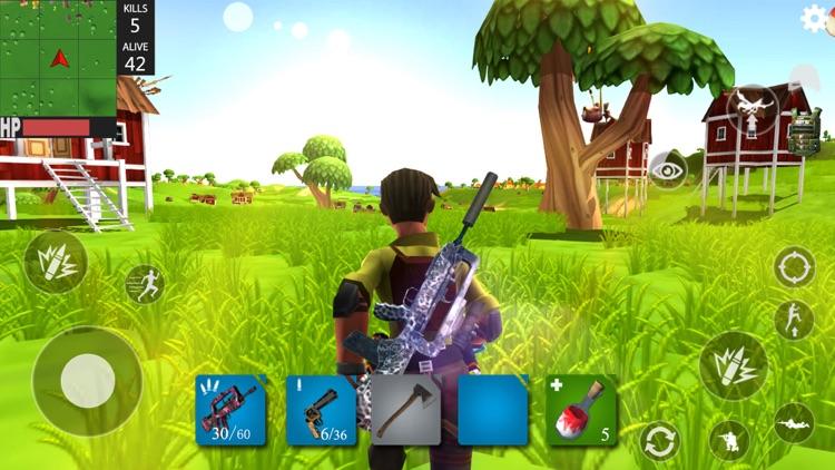 Battle Survival screenshot-3