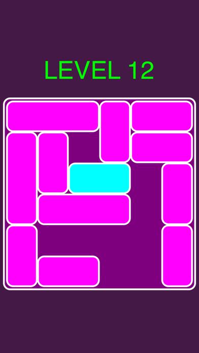 Slide Block Puzzle- Watch Game screenshot 2