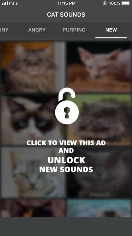 Cat Sounds - Meow Soundboard screenshot-7