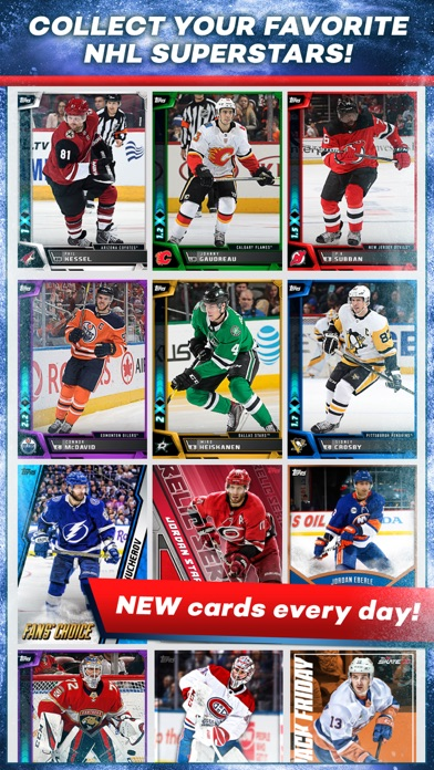 NHL SKATE: Hockey Card Trader Screenshot