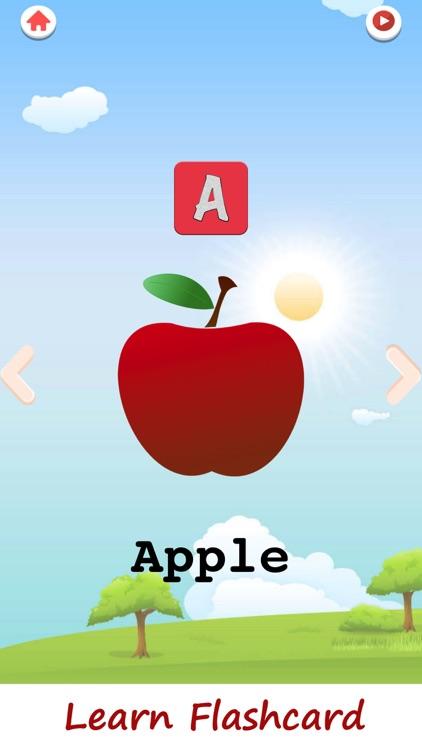 Kids Alphabet Learning Games screenshot-4