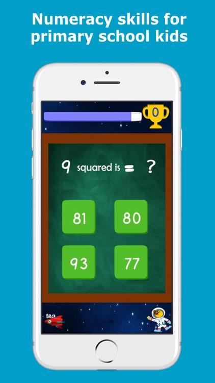 Maths Galaxy screenshot-0