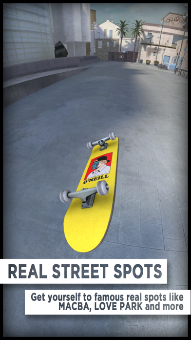 Screenshot for True Skate in Pakistan App Store