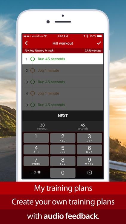 Run Trainer - Running app screenshot-6