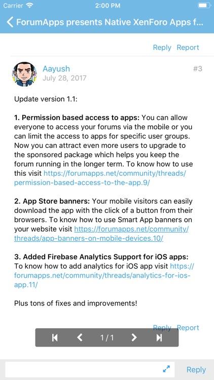 ForumApps screenshot-4