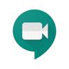 Google LLC - Hangouts Meet van Google kunstwerk