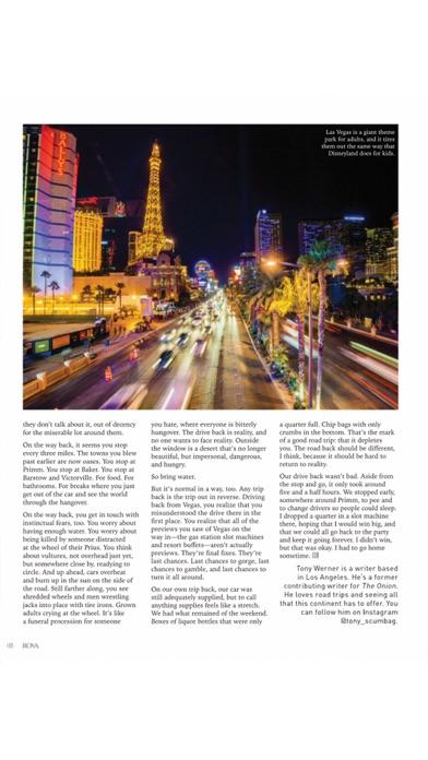 ROVA MagazineScreenshot of 4