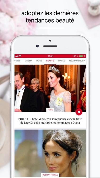 Gala.fr L'actualité des stars screenshot-7