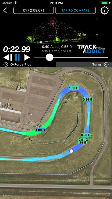 TrackAddict by RaceRender LLC (iOS, United States