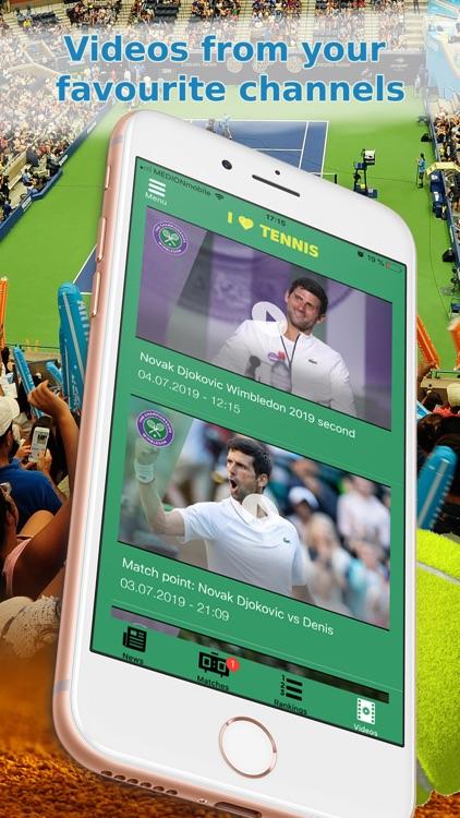 Sports News Tennis edition screenshot-9