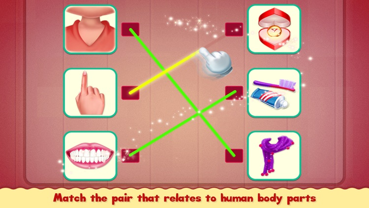 Human Body Parts Play to Learn screenshot-5