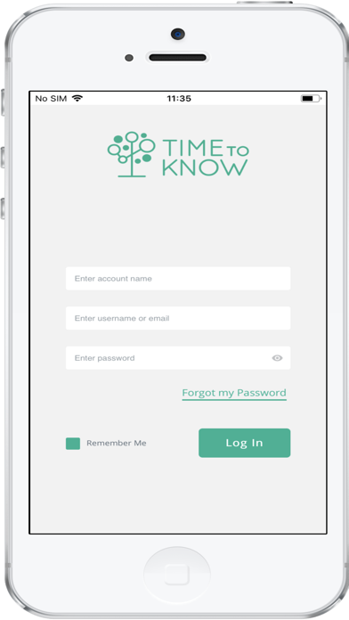 Screenshot for Time To Know in Turkey App Store