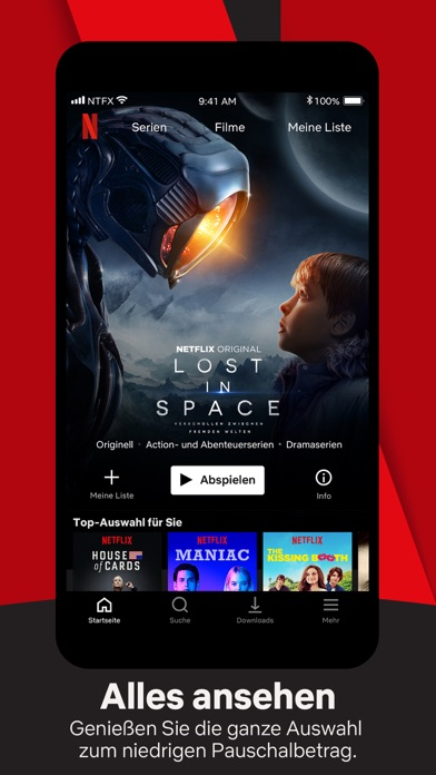 Netflix Für Pc
