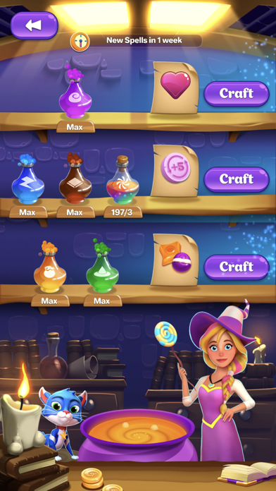 Crafty Candy free Coins hack
