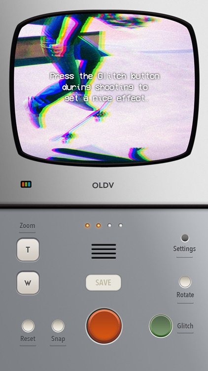 OLDV - Retro Video with BGMs screenshot-2