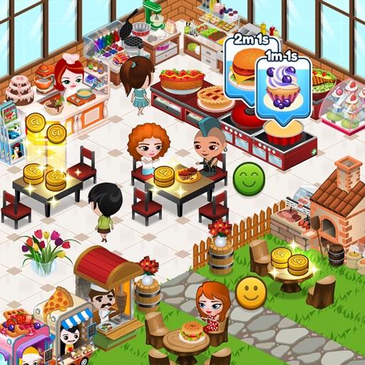 Baixar Cafeland - Jogo de Restaurante para iOS