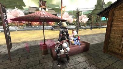 イザナギオンライン -Samurai Ninja- ScreenShot1