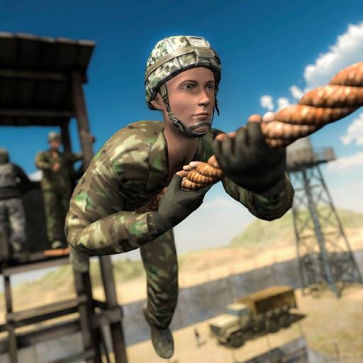 US Army Training 3D Fun Game