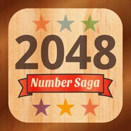 2048 Number Saga Game