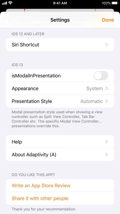 Adaptivity (A) screenshot-8